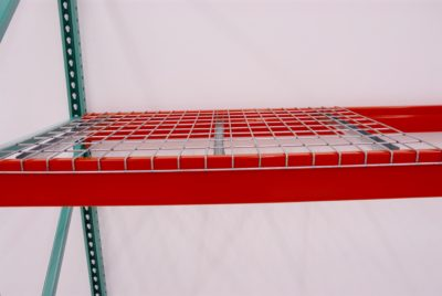 "24"" x 46"" Wire Decks for Pallet Racking"