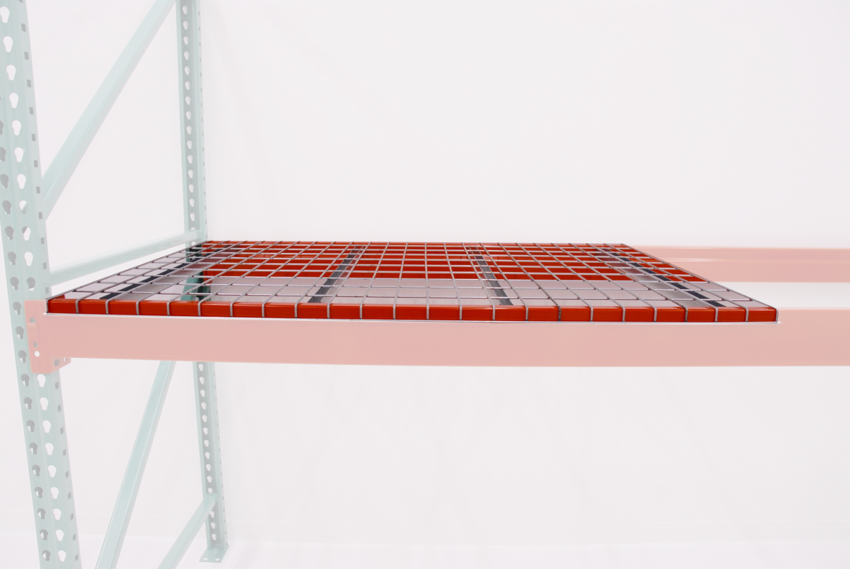 42 x 58 pallet rack wire deck