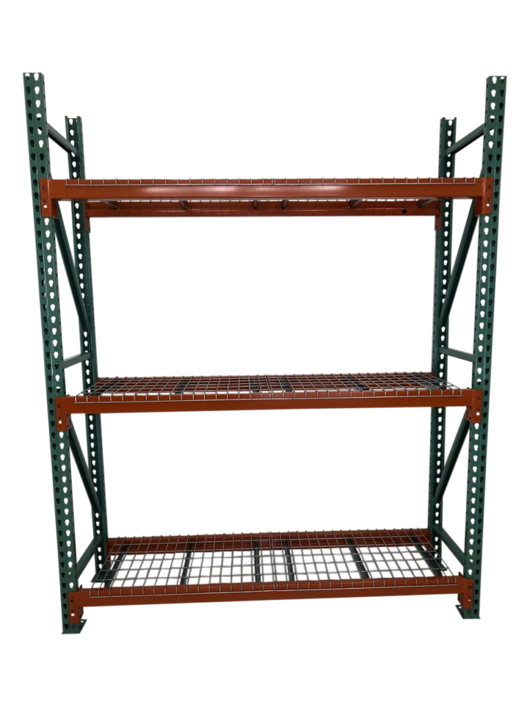 Standalone Selective Pallet Rack Section