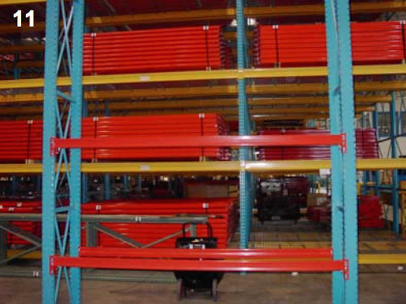 Michigan Speedrack Pallet Racks