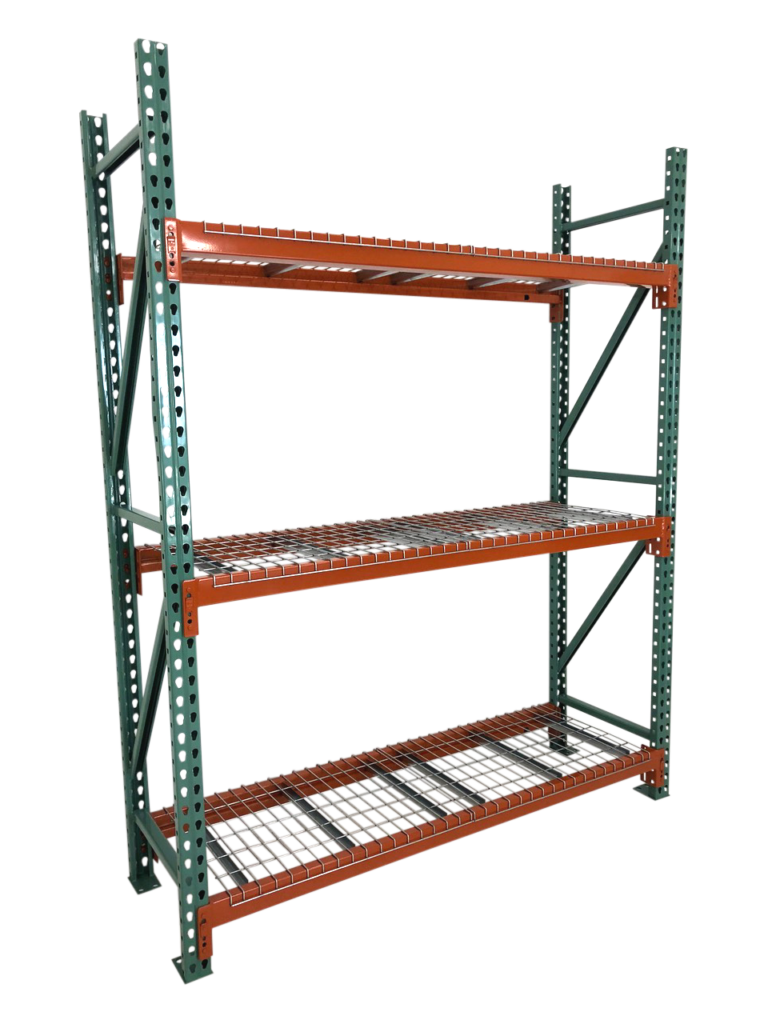 New Pallet Rack Section