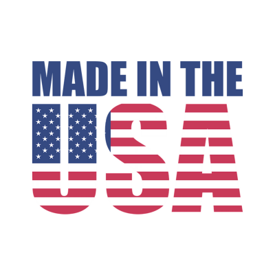Proudly Manufactured in the USA