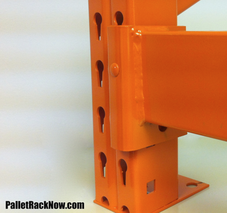 Used Paltier Style Rack Shelving