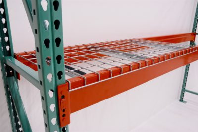 pallet rack wire decking 24 x 46