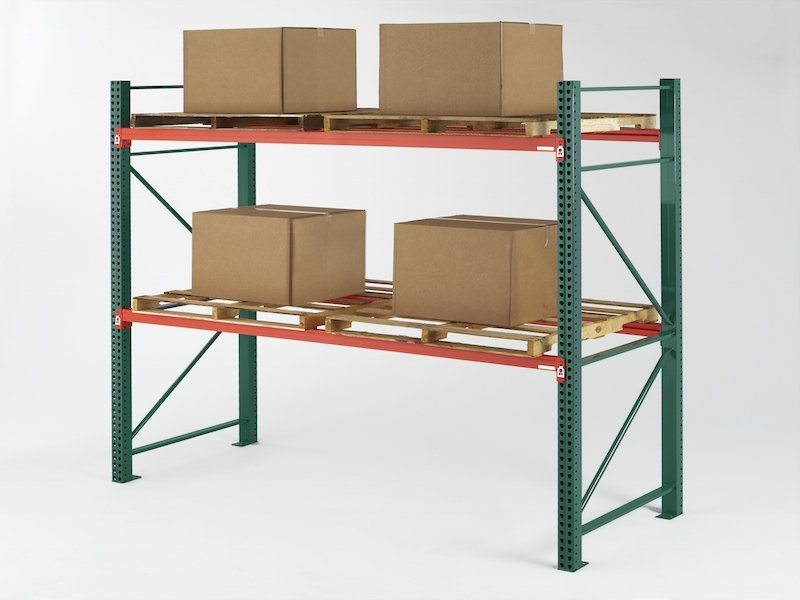 Teardrop Pallet Racks Georgia